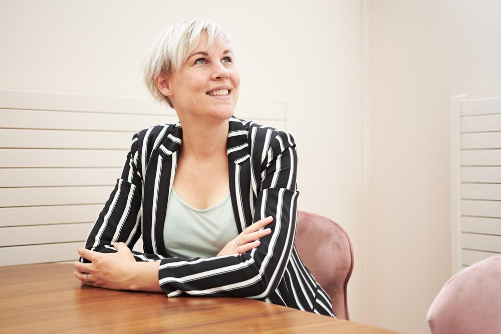 Marieke Hendriks, Businesscoach (Tessa Wiegerinck)