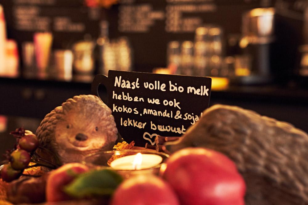 Allerlei lekkers bij Coffee-star Hengelo (Tessa Wiegerinck)