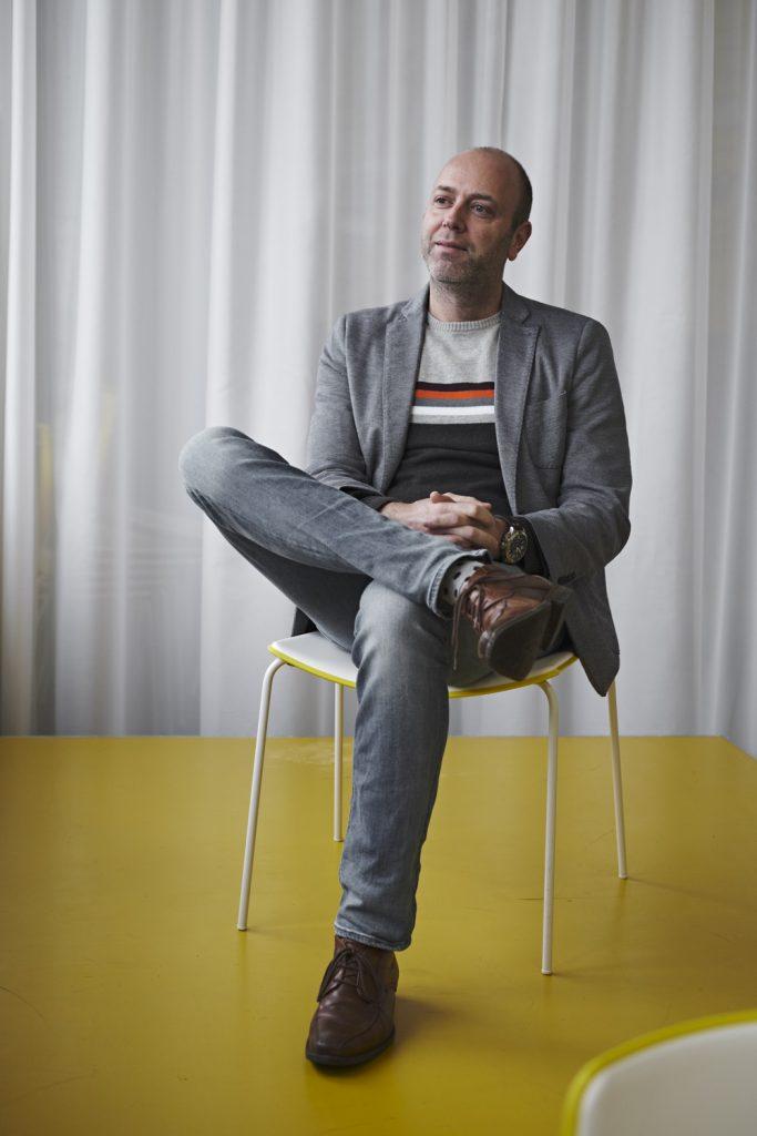 Ivo Duchateau (Tessa Wiegerinck)