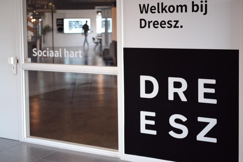 Dreesz Almelo flexwerkplek in Twente (Tessa Wiegerinck)