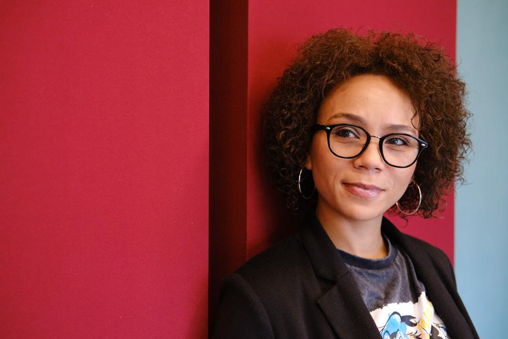 Nicolle Beeby (Tessa Wiegerinck)