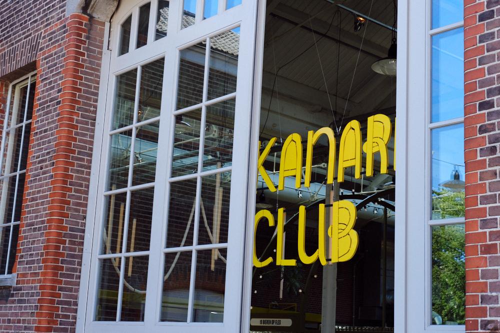 Kanarieclub Amsterdam review flexwerken (Tessa Wiegerinck)