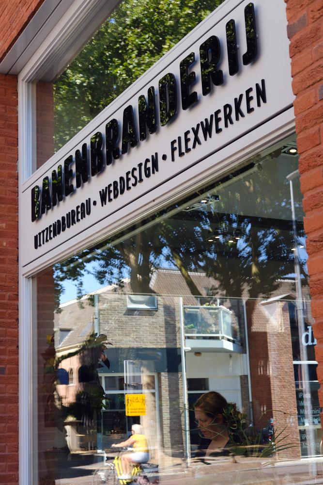 Banenbranderij Woerden (Tessa Wiegerinck)  flexwerken flexwerkplek