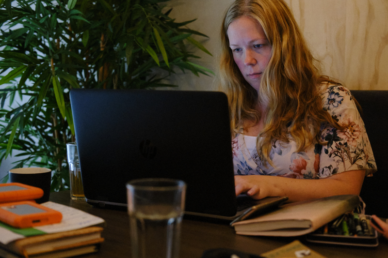 Wendy Kloezeman - van Til (Tessa Wiegerinck)