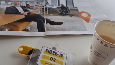Check-in Oldenzaal sluit haar deuren (Wendy Kloezeman-van Til)